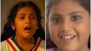 Meena, Meena childhood photo, Meena childhood photo with mammootty, meena mammootty, meena child artist malayalam move, Mammootty, മീന, മമ്മൂട്ടി, Meena daughter, Meena daughter Nainika, Meena childhood photo, Indian express malayalam, IE malayalam