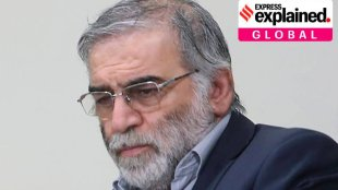 Mohsen Fakhrizadeh, Who was Mohsen Fakhrizadeh, Iranian scientist killing, Donald Trump, Iran news, Mohsen Fakhrizadeh assassination explained, Explained Global, world news, ie malayalam