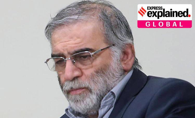 Mohsen Fakhrizadeh, Who was Mohsen Fakhrizadeh, Iranian scientist killing, Donald Trump, Iran news, Mohsen Fakhrizadeh assassination explained, Explained Global, world news, ie malayalam