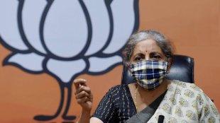 "demonetisation impact, demonetisation impact economy, finance minister nirmala sitharaman on demonetisation, congress on demonetisation, narendra modi, congress, indian express news"""