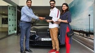Ramesh Pisharody, Ramesh Pisharody BMW
