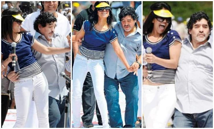 Ranjini Haridas, maradona dead, maradona dies, maradona, diego maradona, maradona death