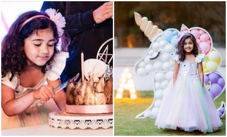 Allu Arjun, Allu Arjun family, Allu Arjun daughter, Allu Arjun daughter birthday party, Allu Arjun son, Allu Arjun Instagram, അല്ലു അർജുൻ