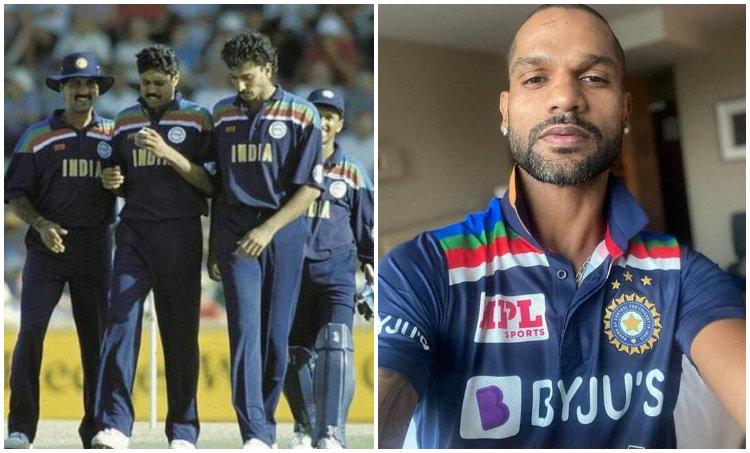 india jersey, india new jersey, india jersey new look, india 90s jersey, india cricket jersey, india australia jersey, shikhar dhawan, india retro jersey, cricket malayalam, sports malayalam, malayalam sports news, ie malayalam