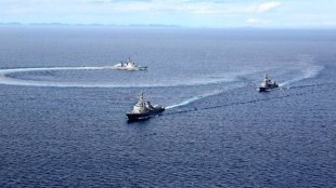 Malabar exercise 2020, Malabar exercise participants, what is Malabar exercise, Malabar exercise significance, Indian navy news, Malabar exercise china, Malabar exercise australia, Quad, indian express