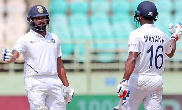 India vs Australia, Rohit Sharma, Mayank Agarwal, Aaron Finch, cricket news, IE MAlayalam, ഐഇ മലയാളം