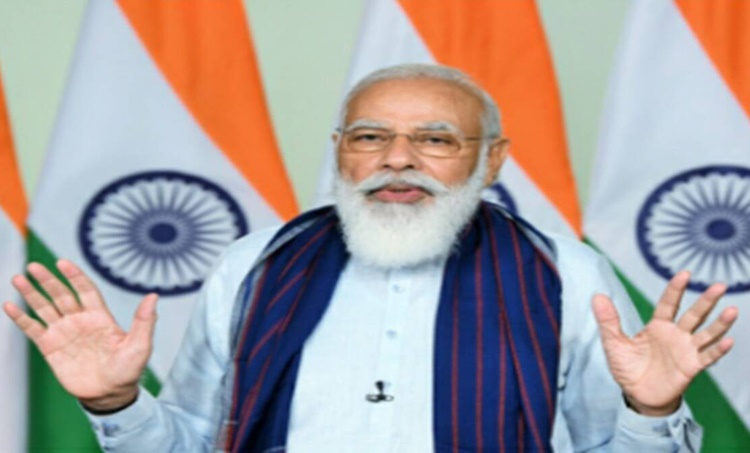 Prime Minister Narendra Modi,PM Modi,Indian democracy,India elections,One Nation,One Election,26/11 Mumbai terror attacks,80th All India Presiding Officers Conference,BJP,Congress,Sardar Vallabhbhai Patel,Jan Sangh,elections and development