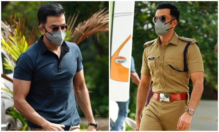 Prithviraj Sukumaran, Cold Case movie, Prithviraj Sukumaran movie, Prithviraj Sukumaran as police officer, Prithviraj Sukumaran in cop role