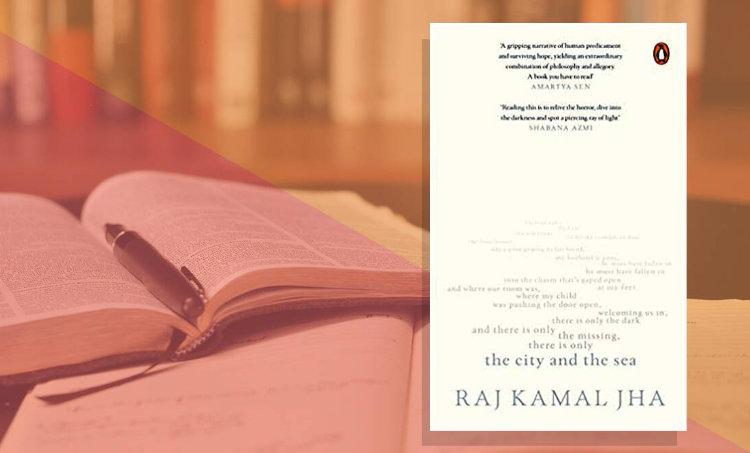Raj Kamal Jha, Raj Kamal Jha city and the sea, raj kamal jha, raj kamal jha book, raj kamal jha, tagore literary prize, tagore literary prize, indian express, indian express news