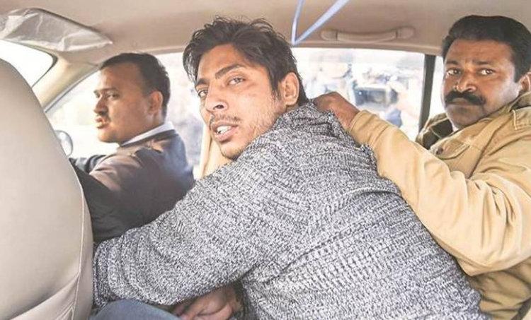 kapil gurjar, kapil gurjar joins bjp, shaheen bagh shooter joins bjp, shaheen bagh, anti-caa protests, indian express