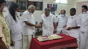 Pinarayi Vijayan LDF