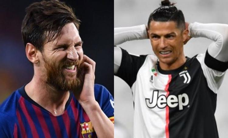 Messi Ronaldo