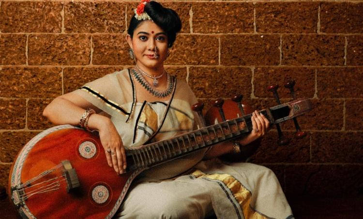 Rachana Narayankuttty, Rachana Narayankuttty photos, Rachana Narayankuttty films, Raja Ravi Varma painting, രചന നാരായണൻകുട്ടി, Indian express malayalam, IE malayalam