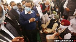 Arvind Kejriwal, Arvind Kejriwal house arrest, Arvind Kejriwal detained, Arvind Kejriwal arrested, Arvind Kejriwal singhu border visit, Arvind Kejriwal farmer protests