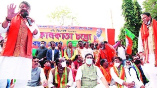 caa, nrc, west bengal bjp leaders, Kailash Vijayvargiya, Mukul Roy, caa implementation, indian express news