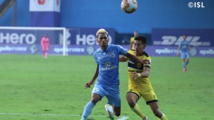 Mumbai City FC, മുംബൈ സിറ്റി എഫ്സി, Hyderabad FC, ഹൈദരാബാദ് എഫ്സി , ISL 2020, ഐഎസ്എൽ 2020, IE Malayalam, ഐഇ മലയാളം