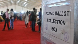 postal ballots for nrs, india election rules, parliament news, indian express, iemalayalam, ഐഇ മലയാളം