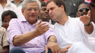 congress left front alliance, West Bengal assembly polls, Sonia Gandhi, Rahul Gandhi, Sitaram Yechury, Bengal assembly elections, indian express