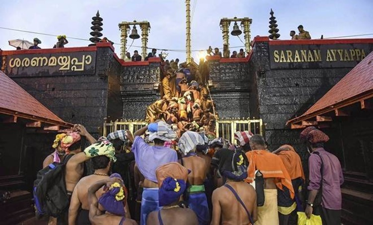 sabarimala,devotees,pamba,covid,covid test,ശബരിമല,തീർത്ഥാടകർ,പമ്പ,കൊവിഡ് പരിശോധന