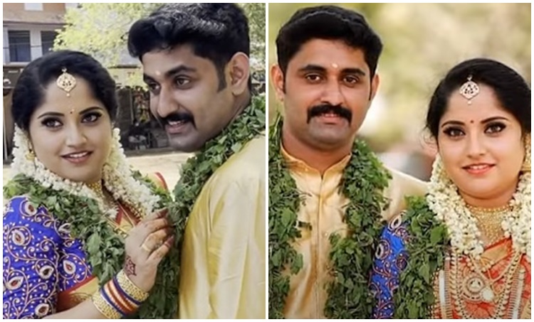 Amritha Varnan, Amritha Varnan wedding photos