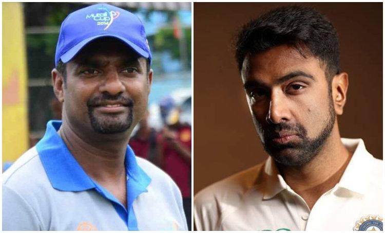 """Nathan Lyon, R Ashwin, Ashwin vs Lyon, Muralitharan, India vs AUstralia"""" />"""