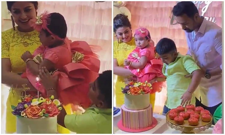 Sneha, സ്നേഹ, പ്രസന്ന, prasanna, prasanna birthday, prasanna age, prasanna daughter, prasanna sneha, prasanna sneha daughter, prasanna sneha family, prasanna sneha family photo, sneha daughter, sneha prasanna daughter birthday, prasanna latest, Indian express malayalam, ഇന്ത്യൻ എക്സ്പ്രസ് മലയാളം, ഐ ഇ മലയാളം, IE malayalam