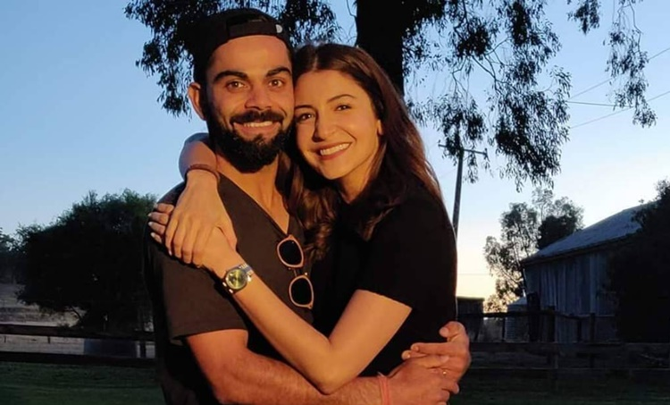 Virat Kohli and Anushka Sharma amp