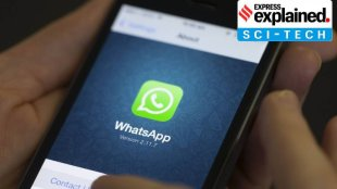 whatsapp, whatsapp new privacy policy, whatsapp privacy policy, whatsapp payments, whatsapp india, facebook, indian express explained