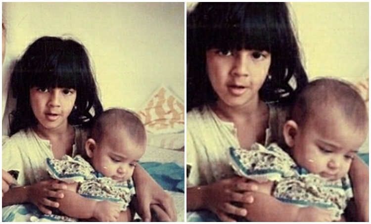 Shruti Haasan, Shruti Haasan childhood photos, Akshara Haasan childhood photos, Kamal Haasan daughters, Sarika Thakur, കമൽഹാസൻ, ശ്രുതി ഹാസൻ, അക്ഷര ഹാസൻ, indian express malayalam, IE malayalam