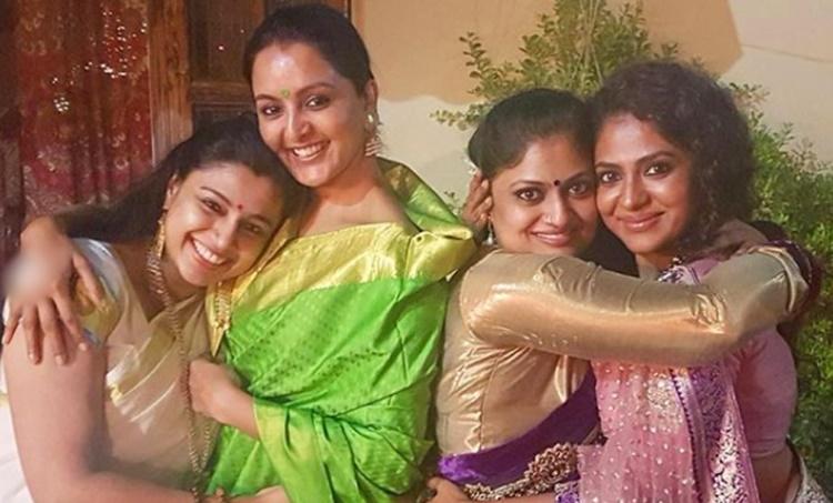 Samyuktha Varma, Manju Warrier, Poornima Indrajith, Geethu Mohandas, iemalayalama