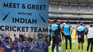 Wine and dine with Indian cricketers scam, India-Australia ODI and T20 series, Q & A with indian cricketers, Sydney restaurant scam, Manjits Wharf restaurant in Sydney, ie malayalam