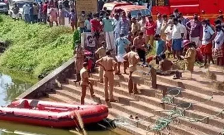 11 years old boy,boy found dead,crime,dead body,father,murder,thiruvanathapuram,അച്ഛന്റെ മൃതദേഹം കുളത്തിൽ,തിരുവനന്തപുരം,പതിനൊന്നുകാരനെ കഴുത്തറുത്തുകൊന്നു,ഇളയ മകനെ കാണ്മാനില്ല