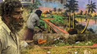 street artist, viral photo