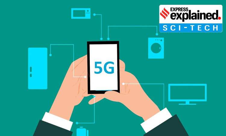 5g, india 5g rollout, 5g india launch date, 5g vs 4g, 5g delay india, india 5g spectrum, 5g spectrum india, 5g airwaves, lok sabha committee 5g, 5g standing report ls, indian expess, express explained, 5ജി, ഫൈവ് ജി, ie malayalam