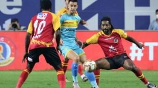 ISL, ഐഎസ്എൽ, Hyderabad FC, ഹൈദരാബാദ് എഫ്സി, East bengal FC, ഈസ്റ്റ് ബംഗാൾ എഫ്സി, IE Malayalam, ഐഇ മലയാളം