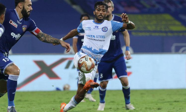ISL 2021, Chennaiyin FC vs Jamshedpur FC, ഐഎസ്എൽ 2021, ചെന്നൈയിൻ എഫ്സി ജംഷഡ്പൂർ എഫ്സി
