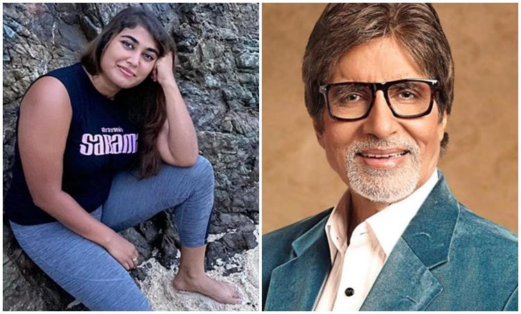 Amitabh Bachchan, vismaya mohanlal, Dulquer Salmaan, ദുൽഖർ സൽമാൻ, mohanlal, വിസ്മയ മോഹൻലാൽ, pranav mohanlal, പ്രണവ് മോഹൻലാൽ, instagram, ie malayalam