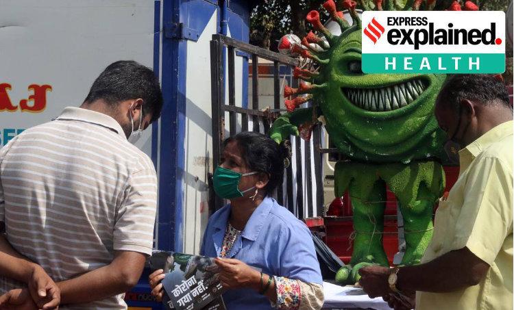 India Coronavirus, India Covid-19, India Covid cases, covid 19 india lockdown maharashtra, maharashtra coronavirus news,maharashtra coronavirus cases, mumbai news, കോവിഡ്, മഹാരാഷ്ട്ര, ie malayalam