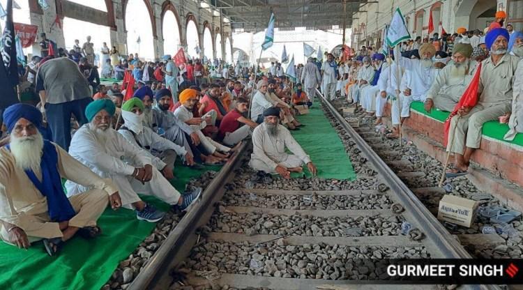 Farmers protest, കർഷക പ്രക്ഷോഭം, Farm protest BJP Punjab, ബിജെപി, Punjab polls, Punjab BJP, Punjab political parties, BJP Punjab farmers protest, farm protest news, indian express news