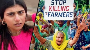 farmers protests, കർഷക പ്രതിഷേധം, പ്രക്ഷോഭം, മിയ ഖലീഫ്, sandals, viral, trending, viral videos, farmers protests videos, farmers protest video, mia khalifa, rihanna, greta thunberg, iemalayalam, ഐഇ മലയാളം