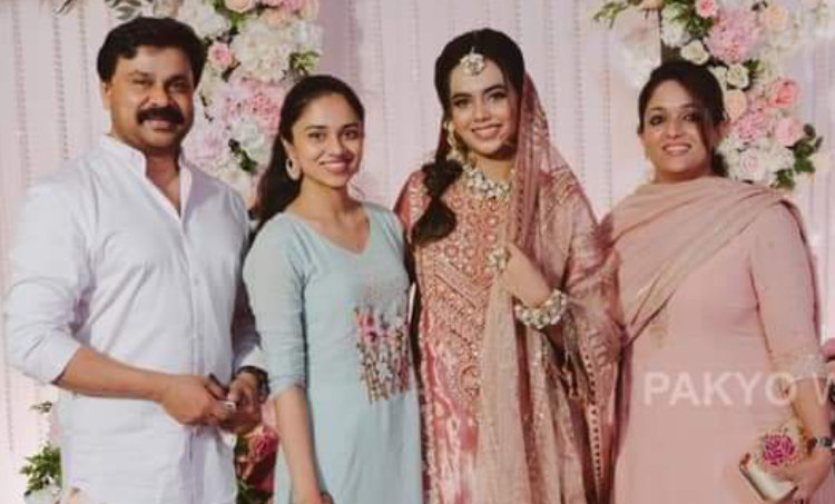 nadirsha daughter wedding, nadirsha daughter, ayisha, dileep, kavya madhavan, meenakshi, നാദിർഷാ, ആയിഷ, ദിലീപ്, കാവ്യ മാധവൻ, മീനാക്ഷി, film news, entertainment news, സിനിമാ വാർത്ത, ie malayalam