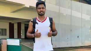 Sanju Samson, സഞ്ജു സാംസൺ, bcci, ബിസിസിഐ, fitness test, യോയോ ടെസ്റ്റ്, yoyo test, cricket news, ie malayalam, ഐഇ മലയാളം
