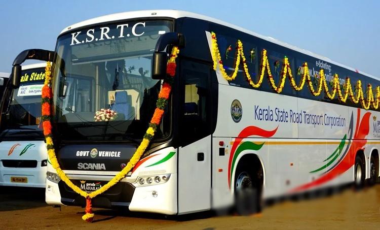 ksrtc, ksrtc bus, scania bus, സ്കാനിയ ബസ്, കെ എസ് ആർ ടി സി ബസ്, iemalayalam, ഐഇ മലയാളം