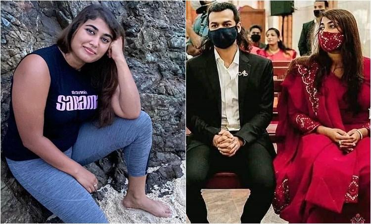 vismaya mohanlal, വിസ്മയ മോഹൻലാൽ, pranav mohanlal, പ്രണവ് മോഹൻലാൽ, instagram, ie malayalam