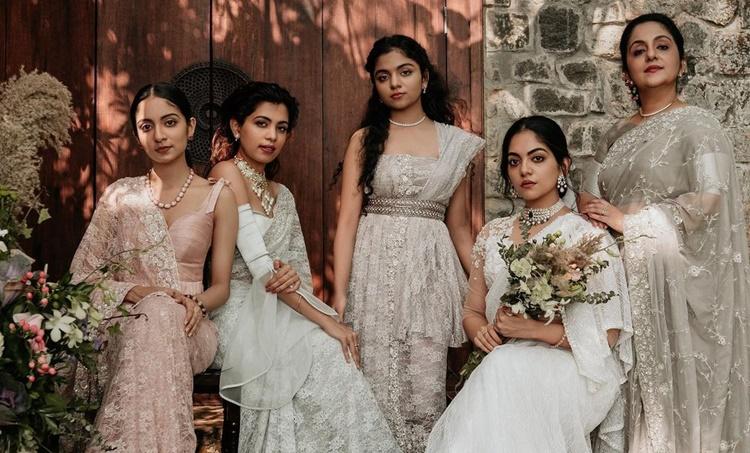 Ahaana Krishna, അഹാന കൃഷ്ണ, Ahaana Krishna bridal shoot, Ahaana Krishna wedding photos, Ahaana Krishna instagram, ahaana photos