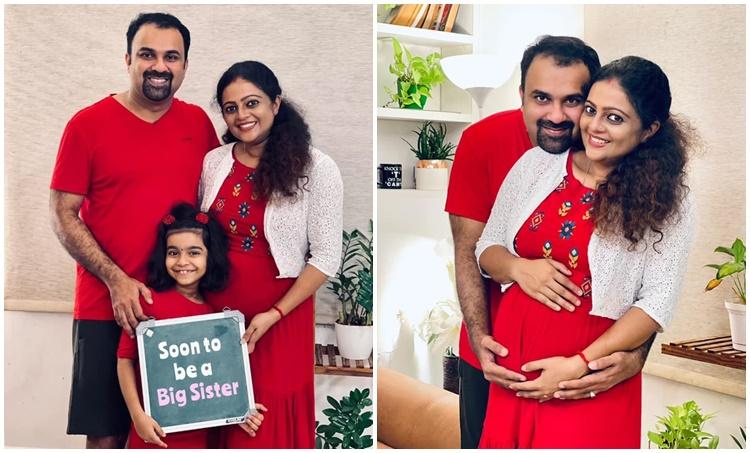 Aswathy Sreekanth, Aswathy Sreekanth family, Aswathy Sreekanth pregnant