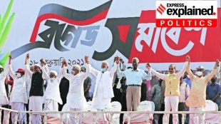 Express Explained, Explained Politics, Brigade Parade Ground, Brigade Parade Ground rally, West Bengal rally, West Bengal politics, West Bengal Assembly Elections 2021, West Bengal election news, election campaign, AIUDF, Indian Express news