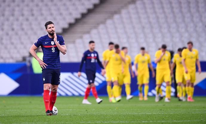 FIFA World Cup qualifiers, ഫിഫ ലോകകപ്പ് യോഗ്യതാ മത്സരം, France vs Ukraine, ഫ്രാന്സ് - ഉക്രൈന്, Portugal vs Azerbaijan, പോര്ച്ചുഗല് - അസര്ബൈജാന്, Belgium vs Wales, ബെല്ജിയം - വെയില്സ്, Croatia vs Slovenia, ക്രോയേഷ്യ - സ്ലോവെനിയ, IE Malayalam , ഐഇ മലയാളം