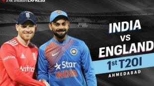 India vs England, India vs England First T20 Match Score Card, India vs England T 20 Series, ഇന്ത്യ-ഇംഗ്ലണ്ട് ടി 20 പരമ്പര, ഇന്ത്യ-ഇംഗ്ലണ്ട് ടി 20 പരമ്പര ഒന്നാം ടി 20 മത്സരം സ്കോർ കാർഡ്, വിരാട് കോഹ്ലി
