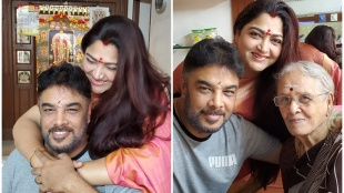 Khushbu, ഖുശ്ബു, Khushbu sundar wedding anniversary, Khushbu family, Khushbu husband, Khushbu photos, Khushbu husband photo, throwback photo, iemalayalam, ഐഇ മലയാളം, indian express malayalam, IE malayalam